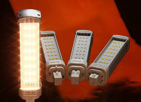 LED Lamps replace CFLs in all directional lighting applications.