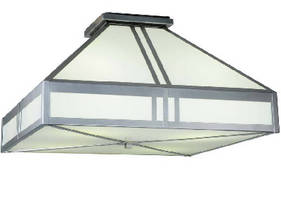 Ceiling Fixture suits residential and commercial applications.