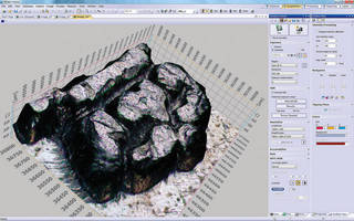 Microscopy Imaging Software aids materialographic analysis.