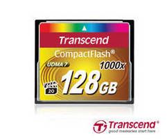 CompactFlash Card targets professional photography demands.
