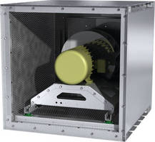 Plenum Array Fan suits new or replacement air handler applications.