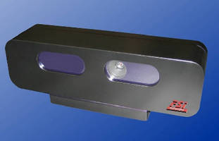 3D Imaging Sensor targets machine vision applications.