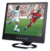 Industrial-Grade 17 in. LCD Monitor supports customization.