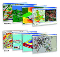 Mapping Software facilitates environmental noise calculation.