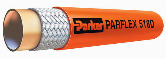 Thermoplastic Hose meets demands of aerial lift applications.
