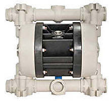 Diaphragm Pumps operate in high-humidity environments.