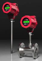 Thermal Mass Flowmeter delivers accuracy for thermal dispersion.