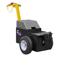 Electric Tug minimizes chance of push/pull injuries.