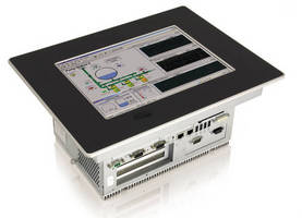 Fanless Industrial Panel PC uses Intel� Core(TM) i7 processor.