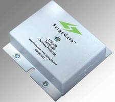 Primary Surge Protector combines fast response, low capacitance.