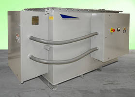 Plant Cell Extraction System requires minimal energy.