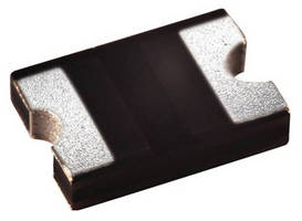 Schottky Barrier Rectifier Diode is packaged as lead-less chip.