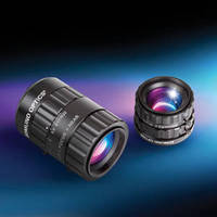Fixed Focal Length Lenses suit machine vision applications.