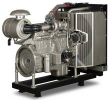 Diesel Engines target stationary standby electric power market.