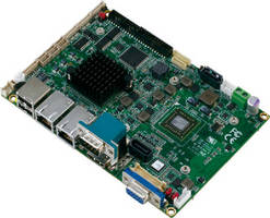 Single Board Computer supports intelligent automation systems.