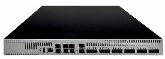 Rackmount Network System supports dual Intel Xeon processors.