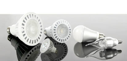 LED Lamps feature ENERGY STAR rating.