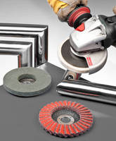 Stainless Steel Finishing Kits grain-in or polish in 3 steps.