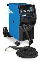 MIG Welder targets aluminum welding applications.