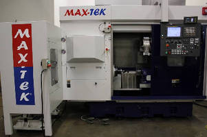 Superabrasive Turning Center offers 3- and 4-axis machining.