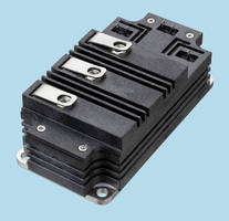 High Voltage IGBTs include 200 and 150 A dual modules.