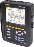 Power Quality Analyzer provides in-depth troubleshooting.