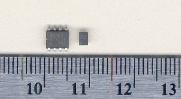 FRAM Module enables miniaturization of portable applications.