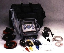 Power Quality Analyzer offers intelligent download.