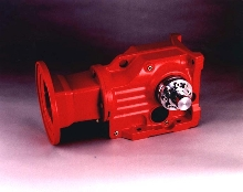 Mounting System suits hollow-shaft reducers.