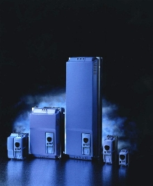 Variable Frequency Drives control ac induction motors.