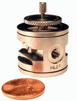 Pressure Regulator incorporates 10-32 ports.