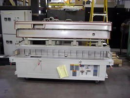Front Loading Oven comes in 3 standard work chamber sizes.