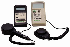 Light Meters Are Calibrated And Certified For Ndt Use