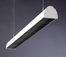 Fluorescent Light offers 1 or 2 lamp configurations.