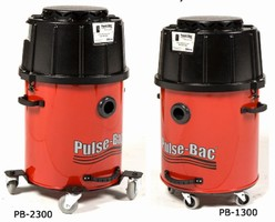 Dust Vacuums offer clog free filtering.