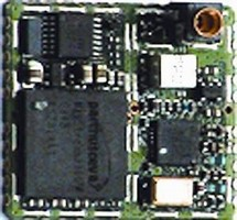 GPS Module features 10 Hz to 30 MHz frequency output.
