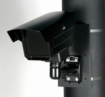 Camera brings license plate capture to IP systems.
