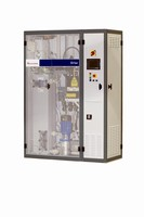 Abatement System features microwave plasma and wet scrubber.