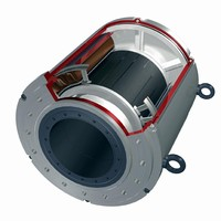 High-Torque Motors offer positioning precision.
