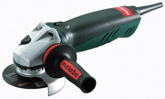 Metal/Stone Cutting Angle Grinder weighs only 5.4 lb.