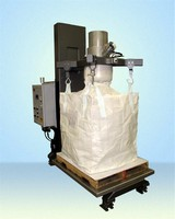Bulk Bag Filling System has explosionproof design.