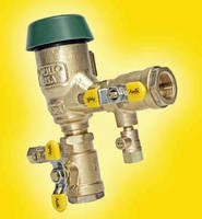 Pressure Vacuum Breakers feature modular check valve design.