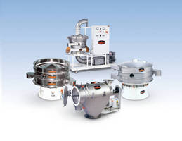 Drying System converts moist solids into dry granules.