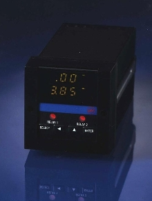 Controller replaces 2 or 3 standard timers with one unit.