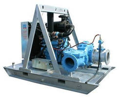 Pump targets high-flow applications.