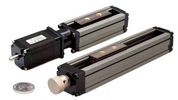 Miniature Linear Actuator measures 28 mm wide.