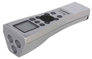 Portable LED Stroboscope features all-metal design.