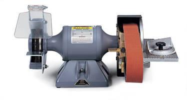 Belt Sander Grinder Provides Motor Speed Of 3 600 Rpm