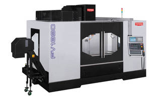 Vertical Machining Centers suit heavy-duty applications.
