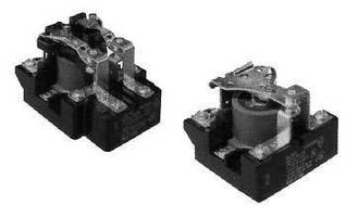 Heavy Duty Power Relays are UL/CUL listed and RoHS compliant.